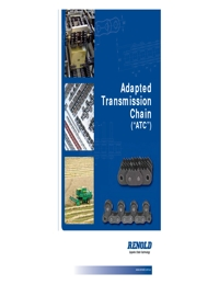 RENOLD Chain Attachment Roller Series Catalogue